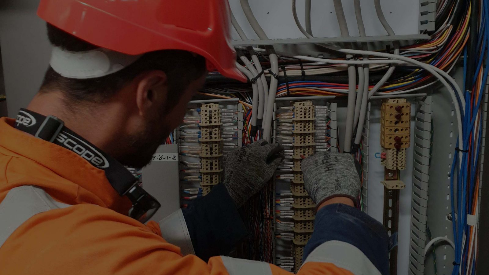 Industrial Electrician Huntly HP